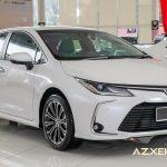 So sánh Toyota Corolla Altis 2020 và thế hệ hiện nay ở Việt Nam