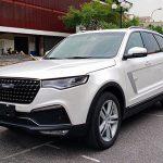 Zotye Z8 – xe 7 chỗ Trung Quốc đang được người tiêu dùng quan tâm