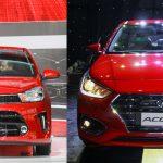 So sánh Kia Soluto và Hyundai Accent