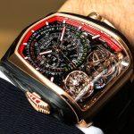 Một chiếc đồng hồ dành cho chủ xe Bugatti Chiron có giá bằng 5 chiếc Mercedes S-Class