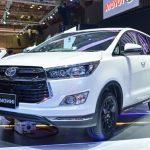 Toyota Innova 2020 nâng cấp nhiều tính năng mới