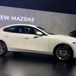 Mazda3 thế hệ mới ra mắt nhiều thay đổi nội ngoại thất, tháng 10/2019 bán ra tại Việt Nam