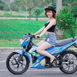 Xe gắn máy không gắn biển số ra đường bị phạt như thế nào?