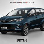 Toyota Innova mới sẽ ra mắt vào năm 2021