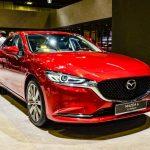 Mazda6 2020 mới ra mắt, cạnh tranh Toyota Camry