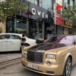 Rolls-Royce Phantom của nữ đại gia Quảng Ninh vừa bốc cháy dữ dội có gì đặc biệt?