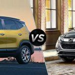 So sánh Kia Seltos và Honda HR-V