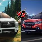 So sánh Mitsubishi Xpander Vs Suzuki XL7 | Video